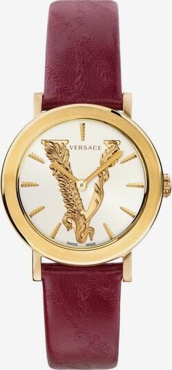 VERSACE Uhr 'Virtus' in beere, Produktansicht