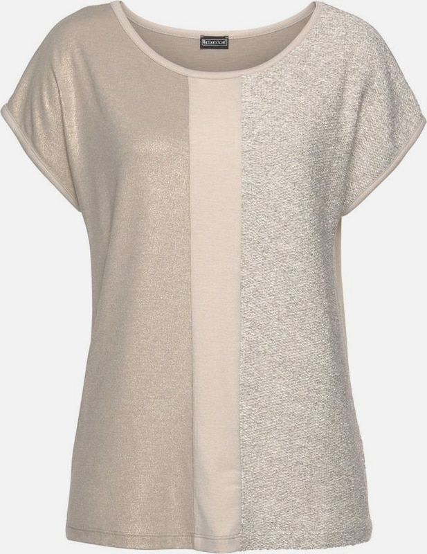 LAURA SCOTT T-Shirt in beige, Produktansicht