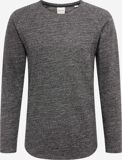 JACK & JONES T-Shirt en noir chiné, Vue avec produit