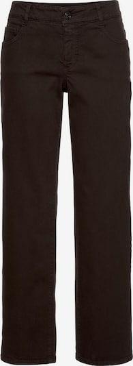 MAC Jeans 'Gracia' in dunkelbraun, Produktansicht