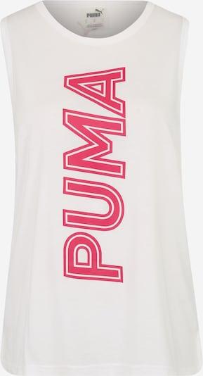 Sportiniai marškinėliai be rankovių 'Modern Sports Tank' iš PUMA , spalva - rožinė / balta, Prekių apžvalga