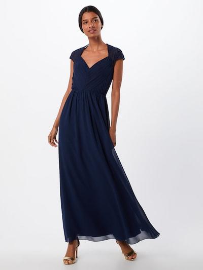 Y.A.S Kleid 'Molly' in nachtblau, Modelansicht
