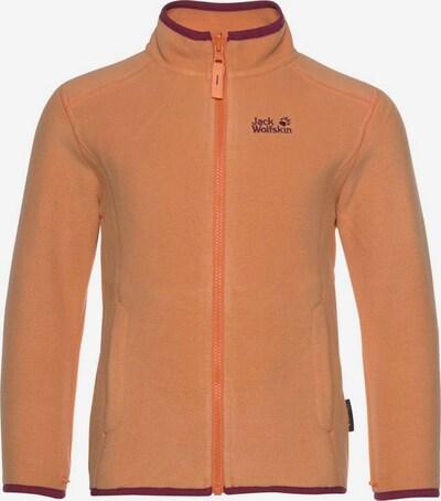 JACK WOLFSKIN Jacke in orange / burgunder, Produktansicht