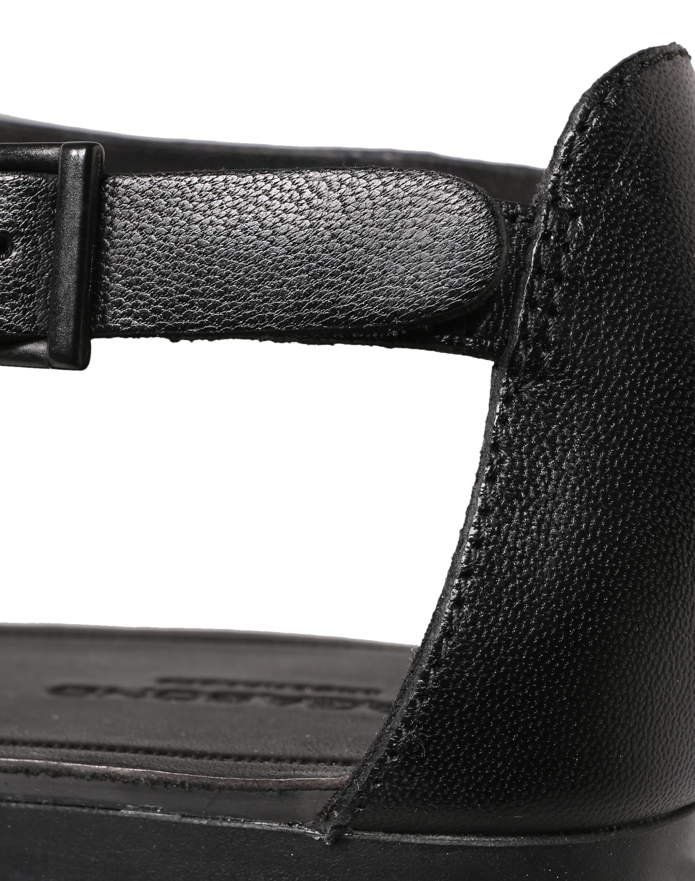 Shoemakers 'tia' Zehensandalen Schwarz Vagabond In F1uTlK3Jc