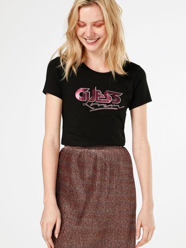 GUESS T-Shirt 'LOVER'