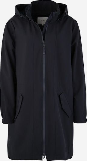 Zizzi Between-seasons coat in Dark blue, Item view