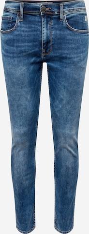 BLEND Jeans 'Jet Slim Taperd Multiflex' in Blau