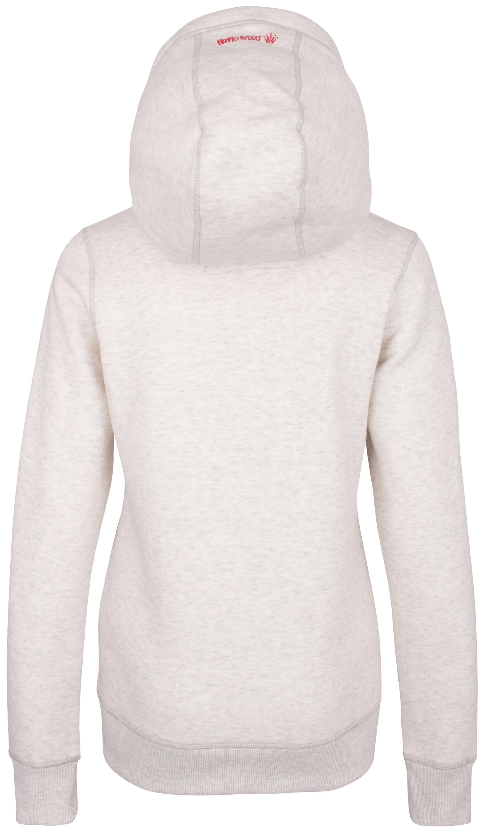 RougeNoir Homebase Blanc Sweat Cassé shirt En j354LAR