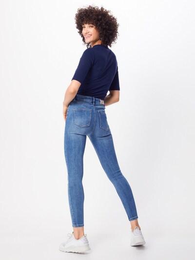 ONLY Džinsi 'MILA' pieejami zils džinss: Aizmugures skats
