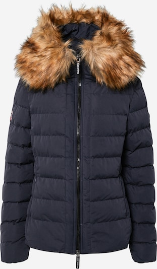 Superdry Zimná bunda - modré, Produkt