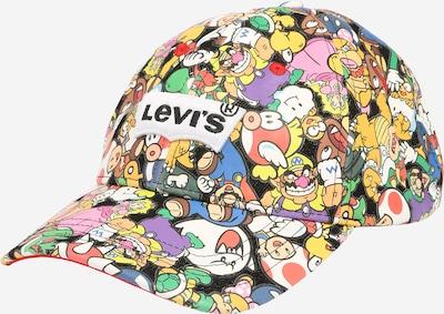 LEVI'S Cap 'NINTENDO ALL OVER PRINT HAT' in mischfarben, Produktansicht