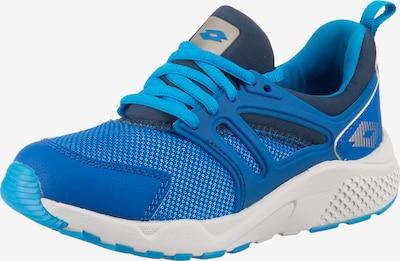 LOTTO Sportschuhe 'Breeze III' in blau / nachtblau / himmelblau, Produktansicht
