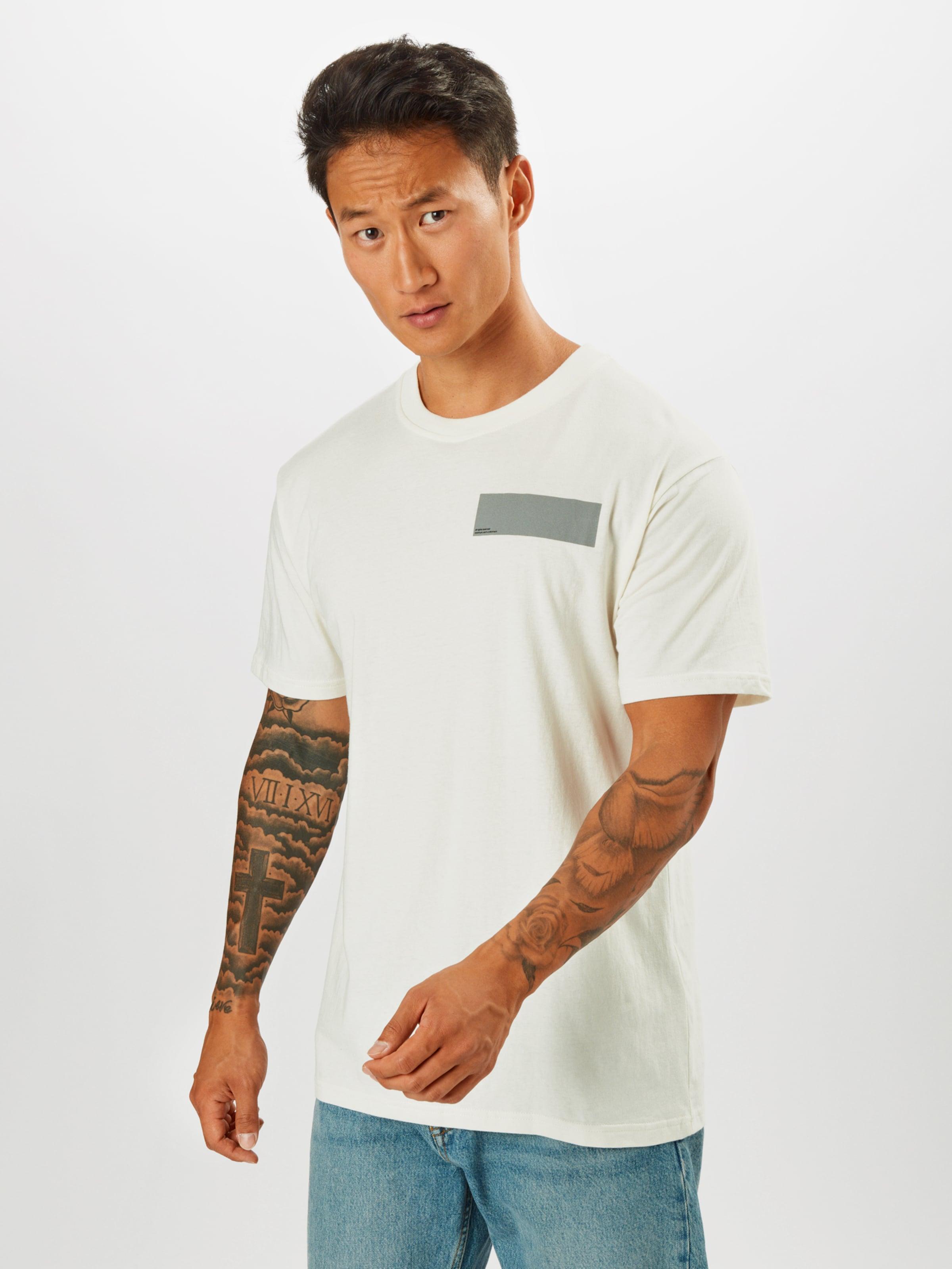 minimum Shirt 'aarhus 7383' in ecru Jersey MIN1062001000001
