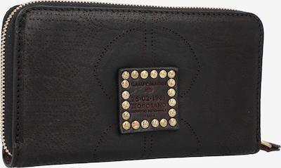 Campomaggi Geldbörse in schwarz, Produktansicht