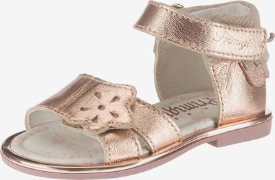 PRIMIGI Sandale in rosa: Frontalansicht