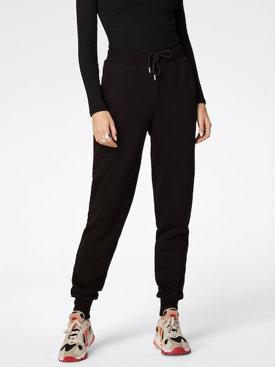 LeGer by Lena Gercke Sweatpants 'Megan' in schwarz, Modelansicht