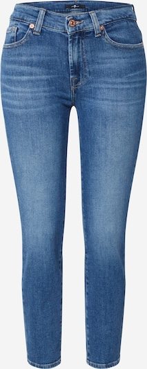 7 for all mankind Jeans 'ROXANNE' in de kleur Blauw denim, Productweergave
