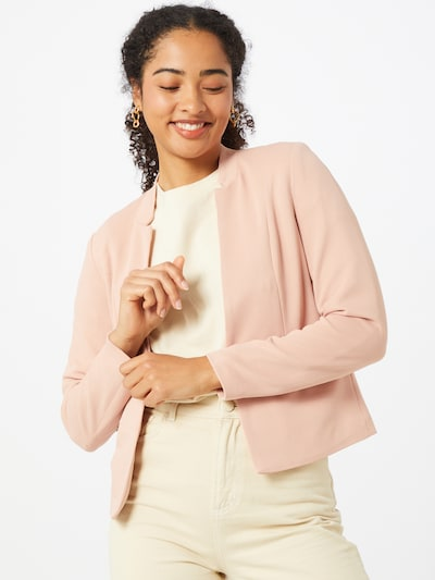 ONLY Blazer 'MADDY-ANNA' in rosa, Modelansicht