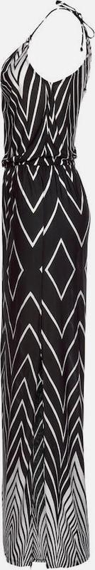 LASCANA Kleid in schwarz / weiß | ABOUT YOU