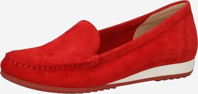 CAPRICE Slipper in rot, Produktansicht