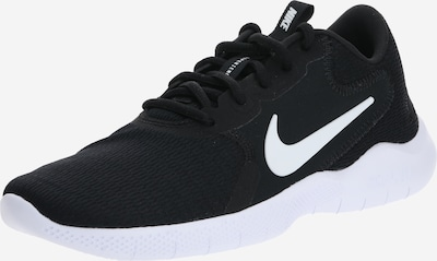 NIKE Laufschuh 'Flex Experience Run 9' in schwarz / weiß, Produktansicht