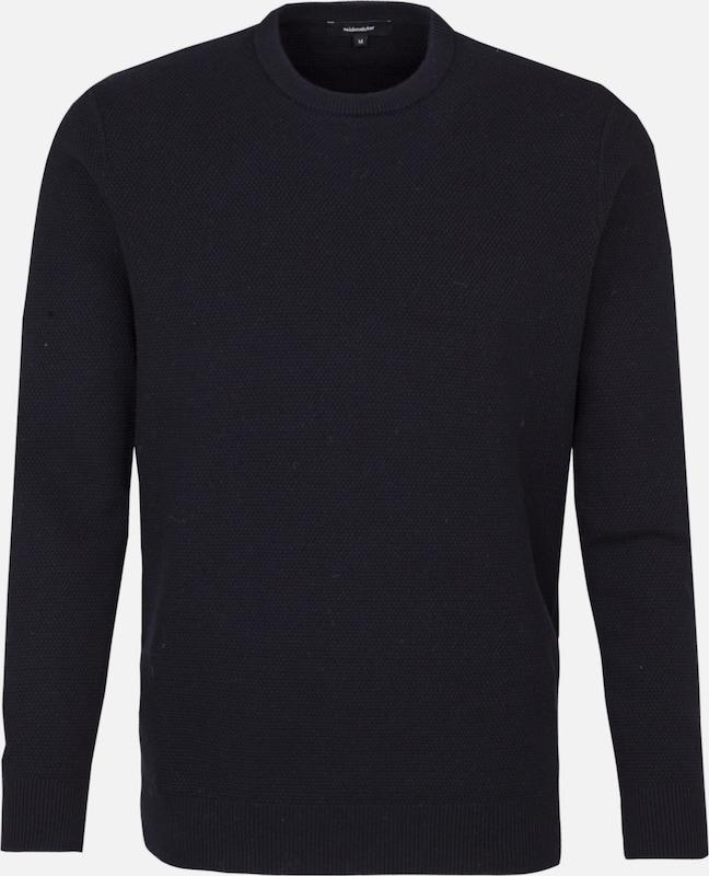 Pullover 'Schwarze Rose'