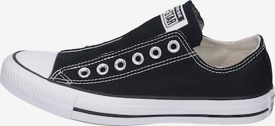 CONVERSE Nizke superge | črna / bela barva, Prikaz izdelka