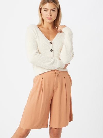 Cotton On Strickjacke in weiß, Modelansicht