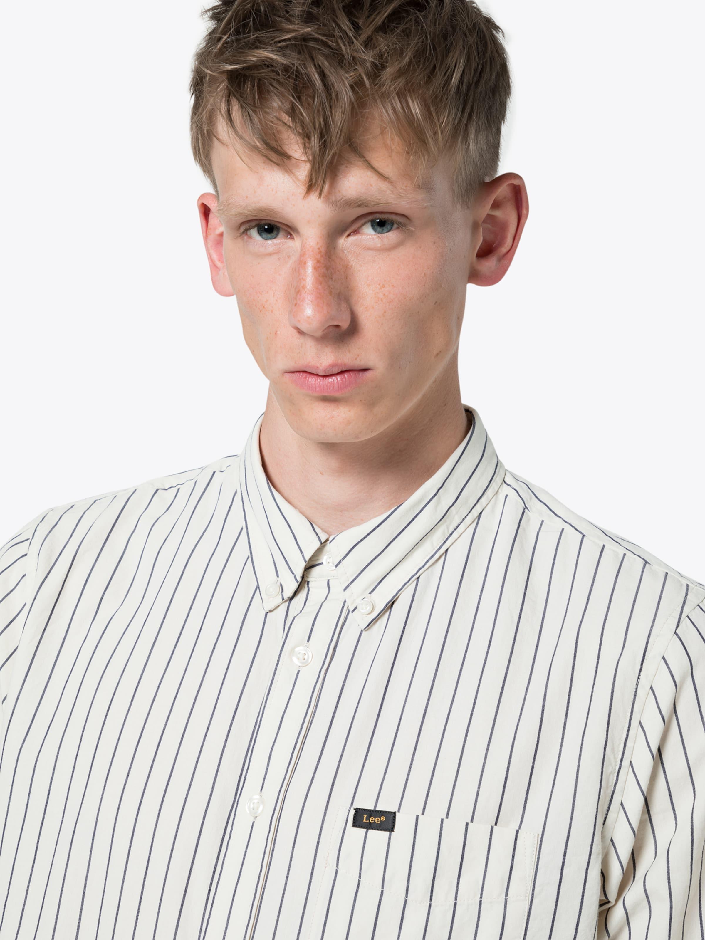 Lee Down' SchwarzWeiß In 'button Hemd tQrdhxCs