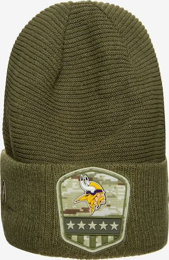 NEW ERA Mütze 'NFL Minnesota Vikings' in khaki, Produktansicht
