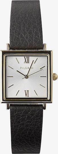 Pilgrim Analogna ura 'Bell' | zlata / črna barva, Prikaz izdelka