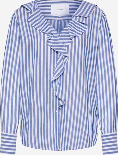 OPUS Blouse 'Felmie ROS' in de kleur Blauw, Productweergave