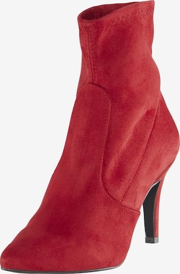 heine Stiefelette in rot, Produktansicht