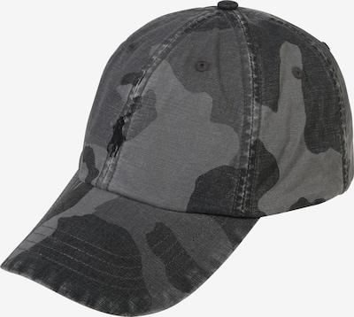 POLO RALPH LAUREN Pet 'CLASSIC SPORT CAP W/ SMALL PP' in de kleur Grijs, Productweergave