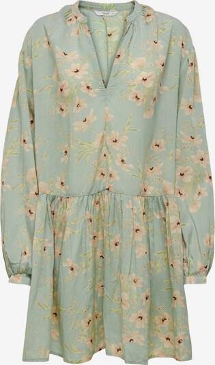 ONLY Kleid 'ONLCLARA' in hellgrün, Produktansicht
