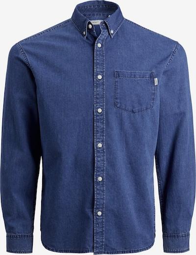 Produkt Hemd in blau, Produktansicht