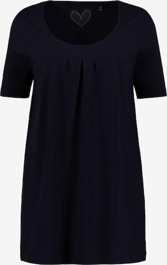 Tricou Ulla Popken pe albastru, Vizualizare produs
