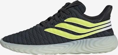 ADIDAS ORIGINALS Sneaker 'Sobakov' in limone / schwarz / weiß, Produktansicht