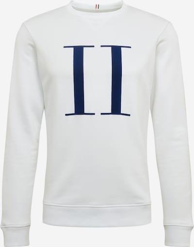 Les Deux Mikina 'Encore Light Sweatshirt' - bílá: Pohled zepředu