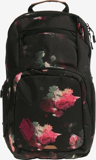 NITRO Sportrugzak 'Stash' in de kleur Gemengde kleuren / Zwart, Productweergave