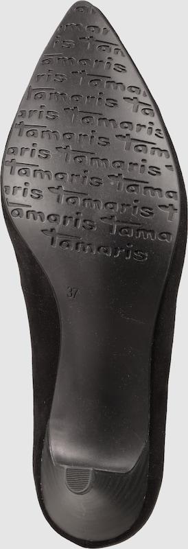 Tamaris Pumps In Verlourslederoptik