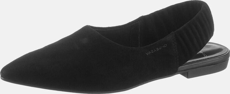 À Bride Vagabond Shoemakers En Escarpins Arrière Noir QrWoedCBEx