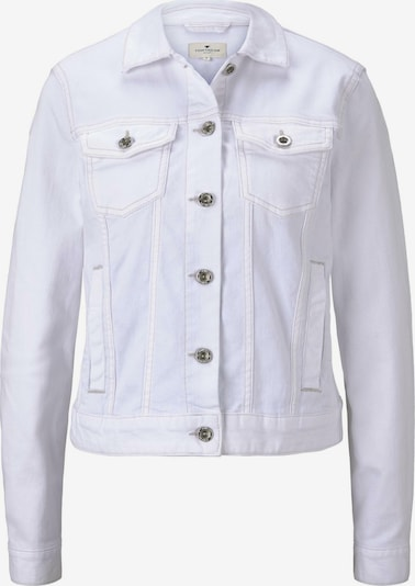 TOM TAILOR Übergangsjacke in weiß, Produktansicht