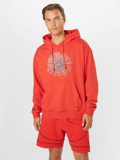 ADIDAS PERFORMANCE Bluzka sportowa w kolorze czerwonym: Widok z przodu