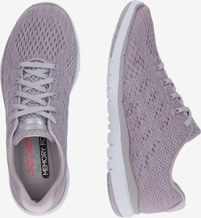 Sneaker low SKECHERS pe roze: Privire laterală