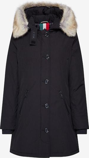 No. 1 Como Parka d'hiver 'AROSA 316' en noir, Vue avec produit