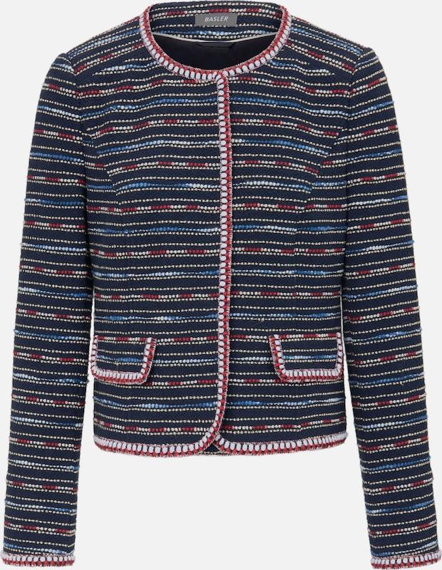 Basler Jacke in nachtblau nachtblau nachtblau   mischfarben  Neue Kleidung in dieser Saison a69f23