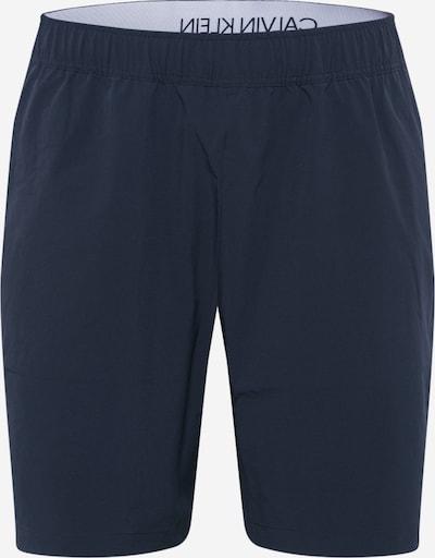 Sportinės kelnės iš Calvin Klein Performance , spalva - mėtų spalva / juoda, Prekių apžvalga