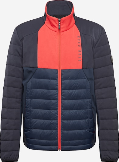 BOSS ATHLEISURE Zimná bunda 'Paros' - námornícka modrá, Produkt