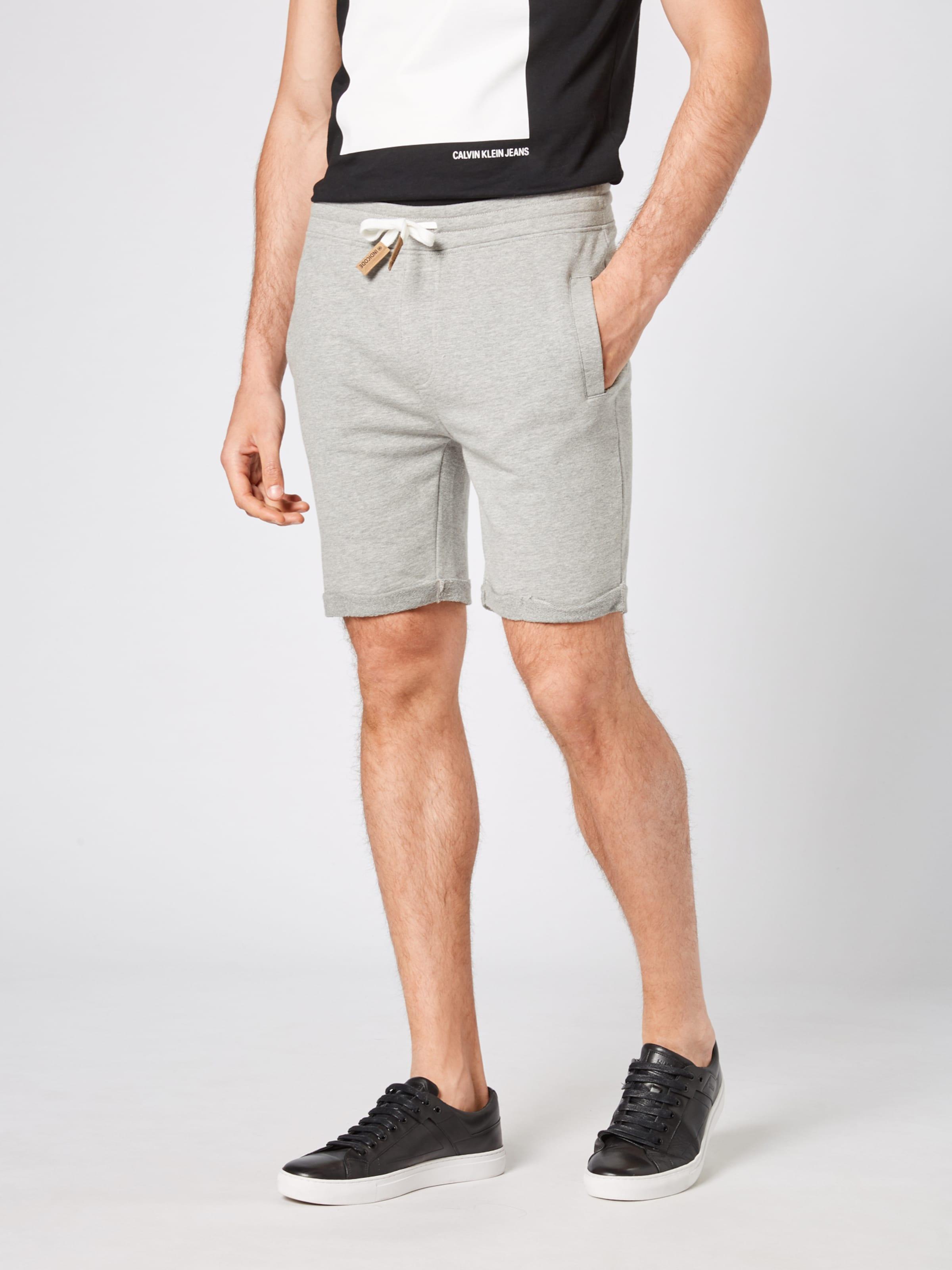 Jeans 'rion' Shorts Indicode Grau In R43A5Lj